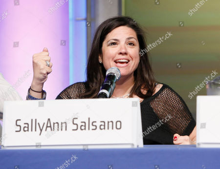 SallyAnn Salsano attends the Produced By Conference Day 1 on in Culver City, Calif