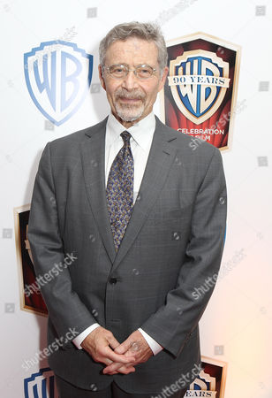Barry Meyer current Chairman of Warner Brothers seen at the Warner Bros. 90th Anniversary Party at BAFTA in London on
