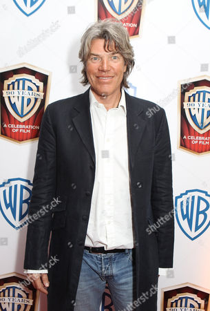 Lawrence Elman producer of Romeo and Juliet 2013 seen at the Warner Bros. 90th Anniversary Party at BAFTA in London on