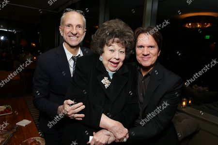 """Editorial picture of Alan Horn, Chairman of Walt Disney Studios, hosted a holiday gathering celebrating """"Into the Woods"""", Los Angeles, USA"""