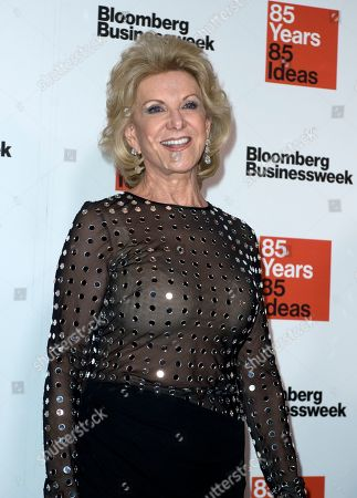 Elaine Wynn attends Bloomberg Businessweek's 85th Anniversary celebration at the American Museum of Natural History, in New York