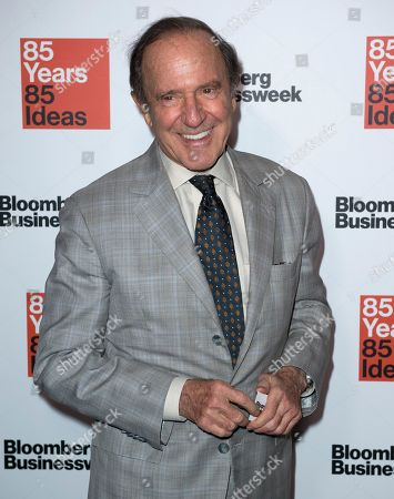 Editorial picture of Bloomberg Businessweek 85th Anniversary Party, New York, USA