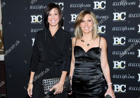Editorial picture of Broadcasting & Cable Hall of Fame Awards, New York, USA