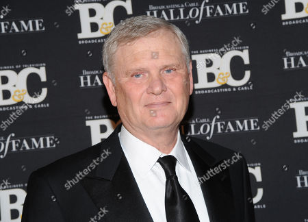 Honoree Randy Falco, Univision Communications Inc. president and CEO, attends the 23rd Annual Broadcasting & Cable Hall of Fame Awards at the Waldorf-Astoria on in New York