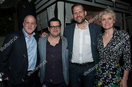 """Editorial image of LA Premiere of FX's """"The Comedians"""" - After Party, Santa Monica, USA"""