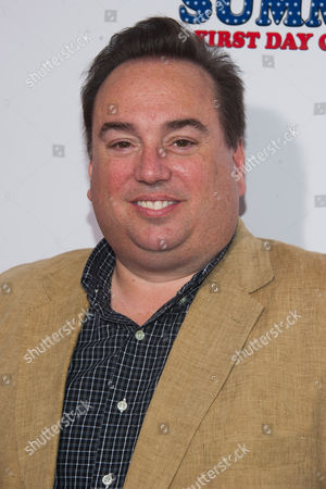 "Peter Principato attends the premiere of Netflix's new original series, ""Wet Hot American Summer: First Day of Camp"", at the SVA Theater, in New York"