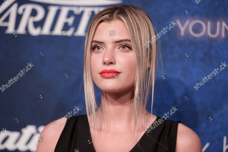 Alissa Violet attends Variety's Power of Young Hollywood event at NeueHouse Hollywood, in Los Angeles