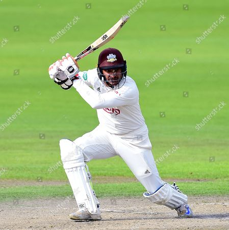 Kumar Sangakkara in his final innings