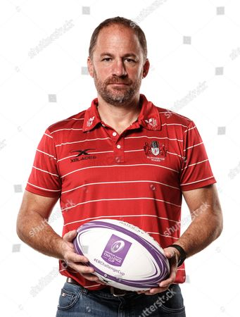 Gloucester Rugby's Director of rugby David Humphreys