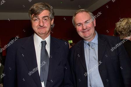 Robin Birley and William Cash