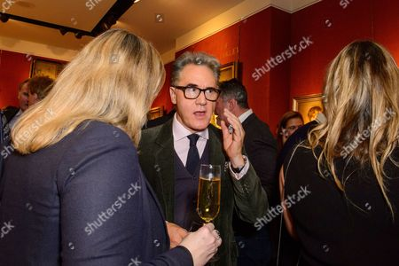 Editorial picture of Private View of 'The Art of Sir Oswald Birley' at Philip Mould & Company, Pall Mall, London, UK - 25 Sep 2017