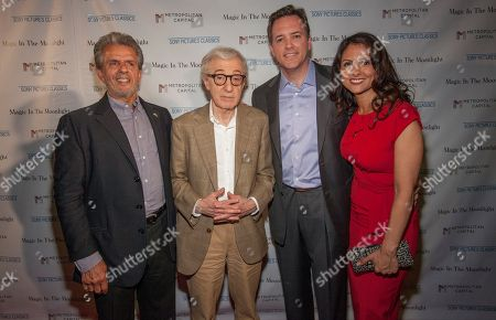 """Editorial picture of """"Magic In The Moonlight"""" Screening, Chicago, USA"""