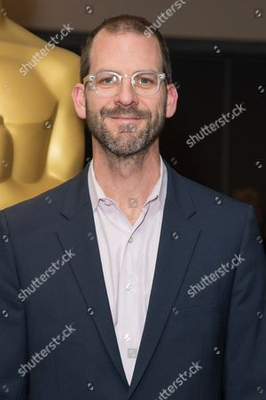 """Charlie Siskel arrives at the 87th Academy Awards - """"Documentaries"""" at the Samuel Goldwyn Theatre on in Beverly Hills, Calif"""