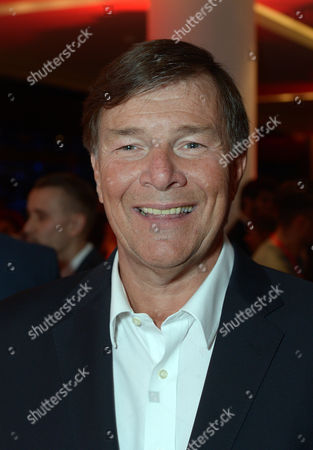 Richard Park is seen at the Arqiva Commercial Radio Awards in London on