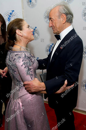 Editorial picture of Arts for Humanity Gala, New York, USA