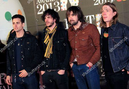 Editorial picture of Brit Awards 2013 Arrivals
