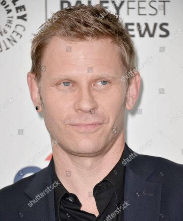"""Mark Pellegrino arrives at the PaleyFest Previews: Fall TV show """"The Tomorrow People"""" at The Paley Center for Media on in Beverly Hills, Calif"""