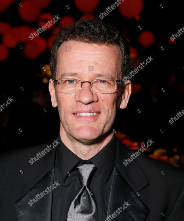 Writer Yann Martel attends the Twentieth Century Fox And Fox Searchlight Pictures Academy Awards Nominees Party at Lure on in Los Angeles