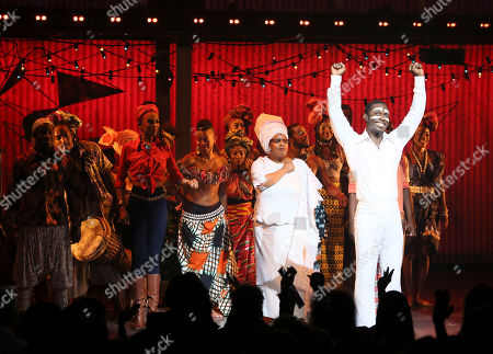 "Editorial picture of ""Fela!"" CTG/Ahmanson Theatre Opening Night, Los Angeles, USA"