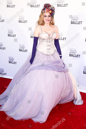 Stock Photo of Joy Marks attends the 2016 New York City Ballet Spring Gala at the David H. Koch Theater, in New York