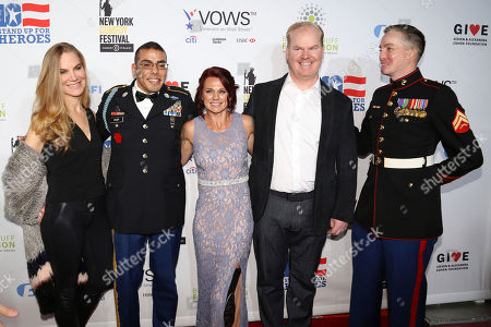 Editorial photo of 2016 Stand Up For Heroes - Arrivals, New York, USA