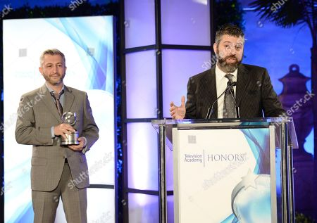 Editorial image of 2016 Television Academy Honors - Inside, Beverly Hills, USA