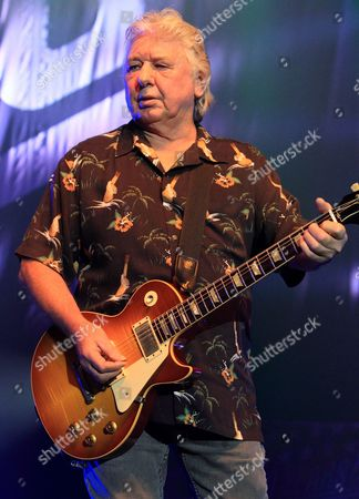 Mick Ralphs of the classic rock band Bad Company performs at the Event Center in the Sands Casino, in Bethlehem, Pa