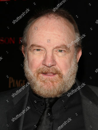 """Jim Beaver attends the premiere of """"Crimson Peak"""", at the Loews Lincoln Square,, in New York"""