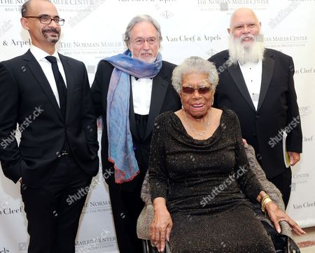 Editorial picture of Obit Maya Angelou, New York, USA