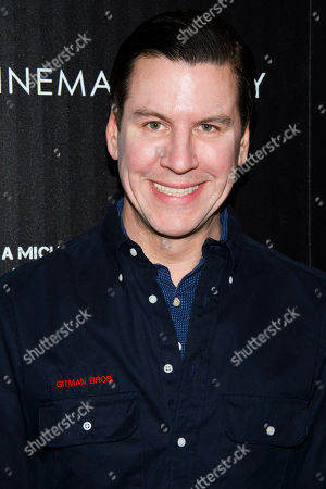 """Peter Davis attends a screening of """"Pain & Gain"""" hosted by the Cinema Society and Men's Fitness on in New York"""