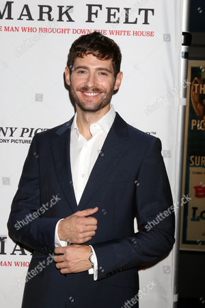 Editorial photo of 'Mark Felt' film premiere, Arrivals, Los Angeles, USA - 26 Sep 2017