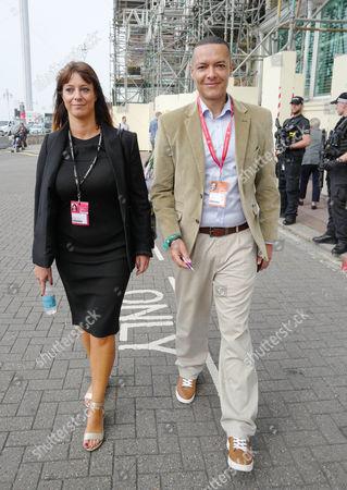 Gloria De Piero MP, Clive Owen MP