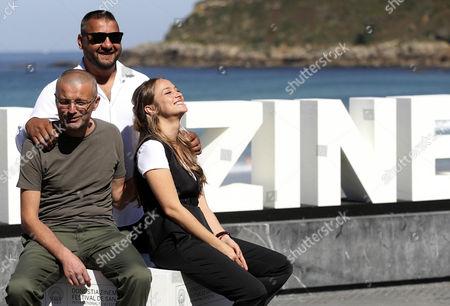 Editorial picture of Soldati. Poveste din ferrentari - Photocall - 65th San Sebastian Film Festival, Spain - 27 Sep 2017