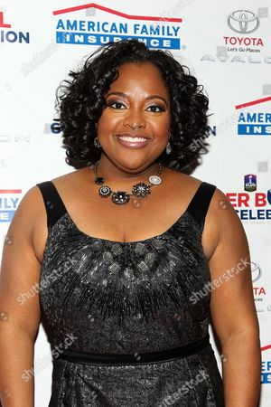 Stock Image of Sherri Sheperd attends the 14th Annual Super Bowl Gospel Celebration Concert on in New Orleans, LA