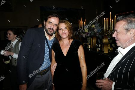 Editorial image of Sandra Esquilant 70th birthday party, Galvin HOP, London, UK - 23 Sep 2017