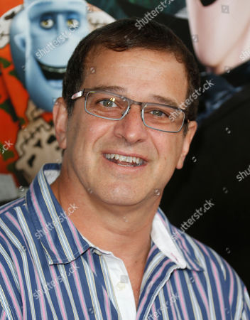 "Executive Producer Allen Covert attends an LA screening of ""Hotel Transylvania"" at Pacific's The Grove Stadium, in Los Angeles"