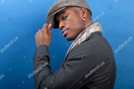 American Grammy Award winning R&B singer-songwriter, record producer, dancer and actor Shaffer Chimere Smith, better known by his stage name Ne-Yo, poses for a portrait on in New York