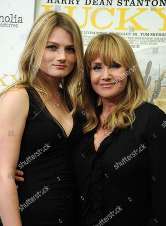 Rebecca De Mornay, Lorraine Nicholson