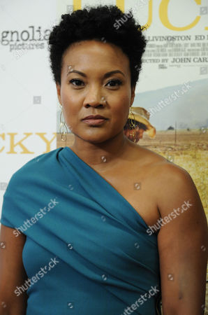 Stock Picture of Yvonne Huff Lee