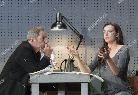 Gijs Scholten van Aschat as Hendrik Vogler, Gaite Jansen as Anna