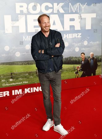 Editorial image of Rock My Heart film premiere in Berlin, Germany - 27 Sep 2017