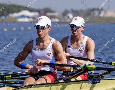 Editorial photo of Rowing World Rowing Championships, Tampa, USA - 27 Sep 2017