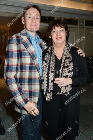 Nick Foulkes and Paula Fitzherbert