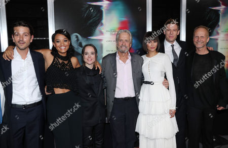 Editorial picture of 'Flatliners' film premiere, Arrivals, Los Angeles, USA - 27 Sep 2017