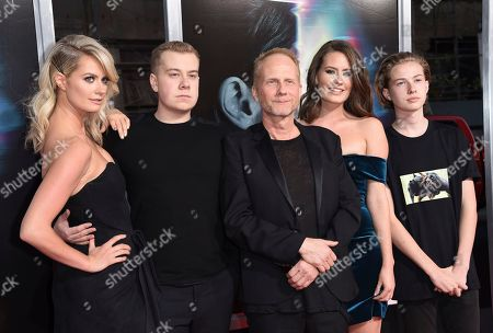"Editorial picture of World Premiere of ""Flatliners"", Los Angeles, USA - 27 Sep 2017"