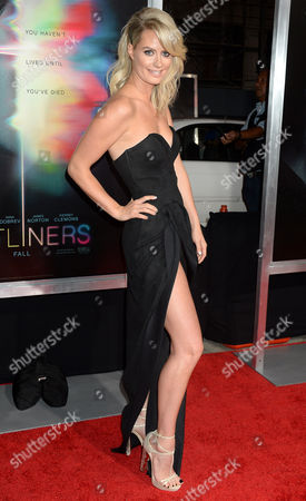 Editorial photo of 'Flatliners' film premiere, Arrivals, Los Angeles, USA - 27 Sep 2017