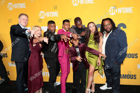 Michael Rapaport, Kimberley Crossman, Jamie Foxx, Executive Producer, Utkarsh Ambudkar, Jay Pharoah, Lonnie Chavis, Cleopatra Coleman, Jacob Ming-Trent
