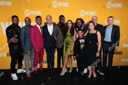 Editorial picture of Showtime premiere of 'White Famous' TV show at The Jeremy Hotel, West Hollywood, CA, Los Angeles, USA - 27 Sep 2017