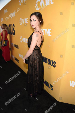 Editorial image of SHOWTIME premiere of 'White Famous' at The Jeremy Hotel, Los Angeles, USA - 27 Sep 2017