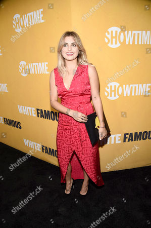 Editorial picture of SHOWTIME premiere of 'White Famous' at The Jeremy Hotel, Los Angeles, USA - 27 Sep 2017